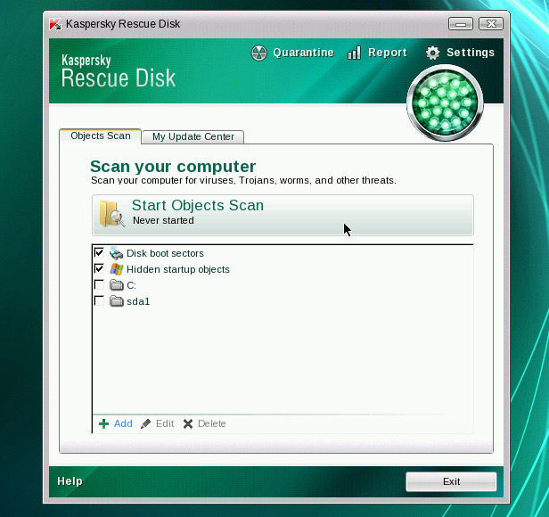 محافظت با بوت سی دی در برابر بدافزار ها