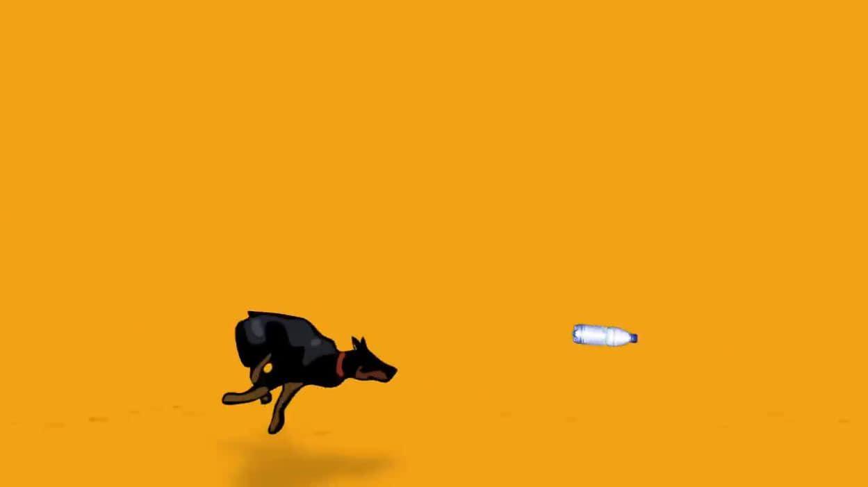 حمله سگ