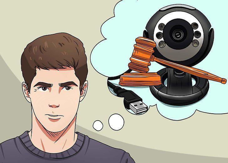 چگونه دوربین مخفی بسازیم؟