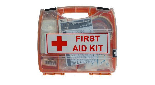 جعبه کمک های اولیه ERB