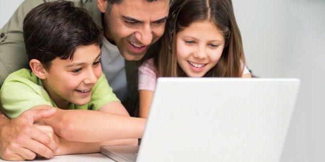 امنیت اینترنتی کودکان