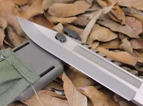 چاقو سفری اونتاریو مدل Ontario M9
