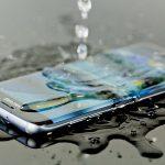 استاندارد ضدآب دستگاه های الکترونیکی