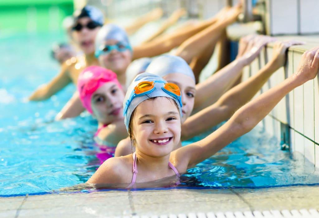 ۱۰ مورد از بهترین بازی های ورزشی کودکان