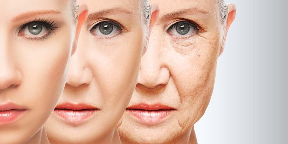جلوگیری ار پیری پوست
