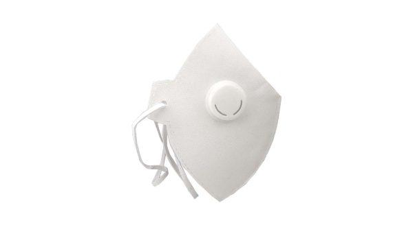 ماسک تنفسی سوپاپ دار Dust مدل FFP2