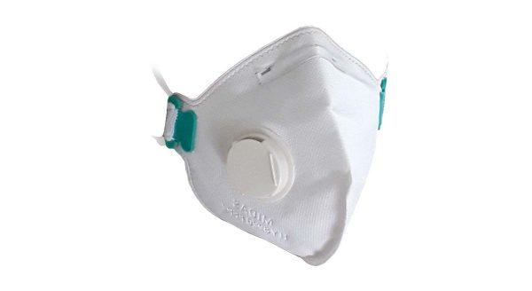 ماسک تنفسی میداس HY8226 FFP2 مدل سوپاپ دار