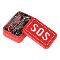 جعبه بقا SOS مدل ۶ ابزاره