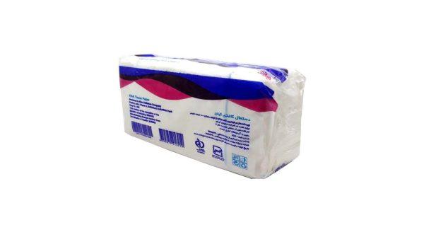 دستمال کاغذی ۱۰۰ برگ کیان بسته ۱۰ عددی