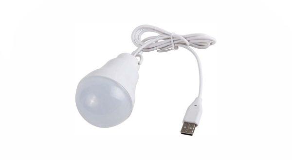 چراغ قوه آویز LED BULB مدل PENG