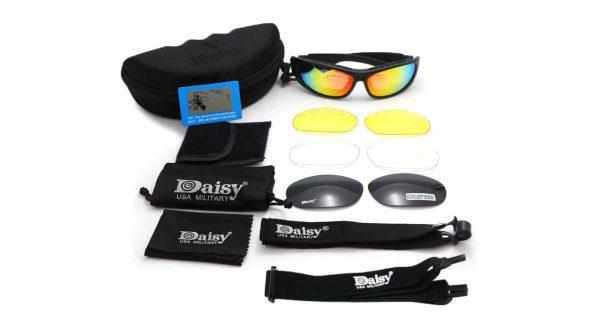 عینک کوهنوردی دایزی مدل X7