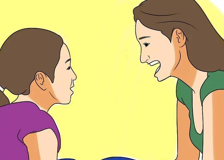 با کودک خود صحبت کنید