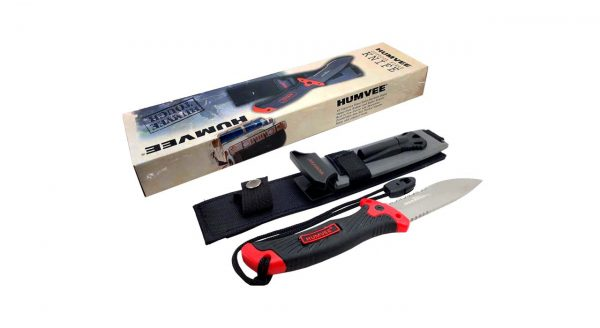 چاقو سفری HUMVEE مدل FLD1
