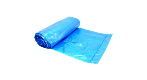 کیسه زباله کفشدوزک سایز 55*70 رول 22 عددی