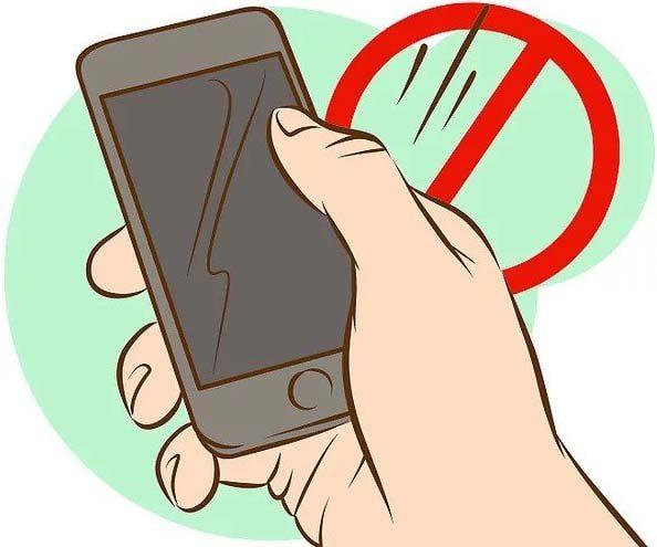 دوری از تکنولوژی
