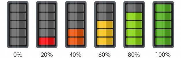 سطح باتری