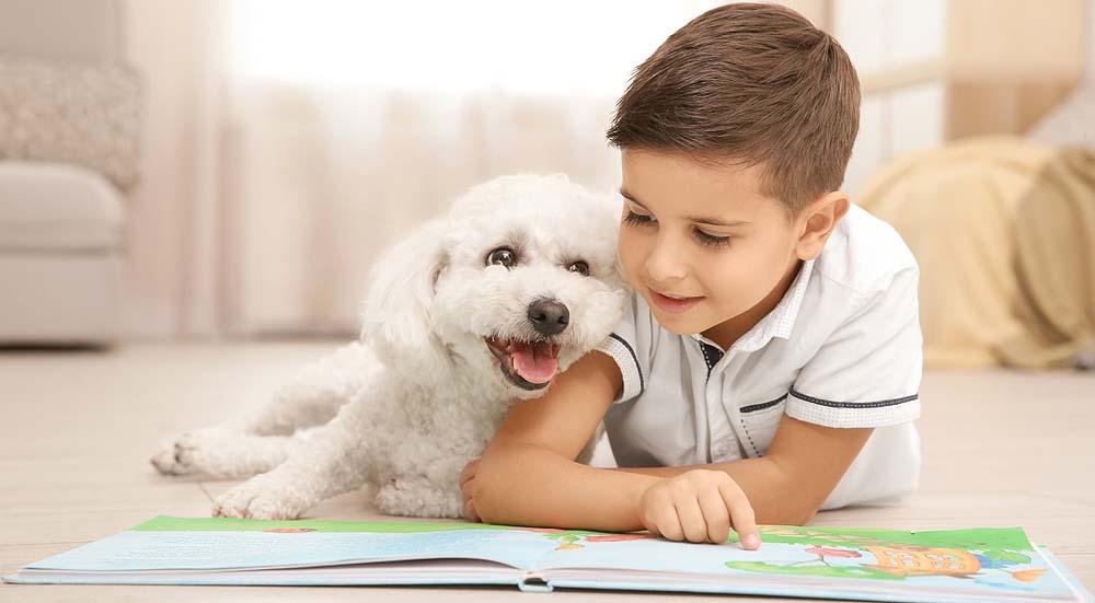 خرید حیوان خانگی برای کودک