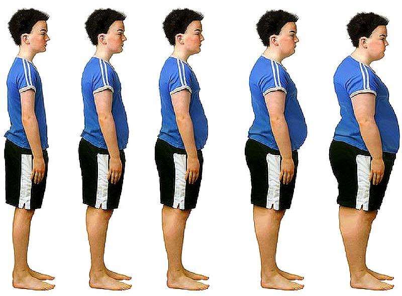کاهش وزن کودکان