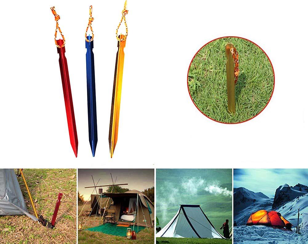 میخ چادر کمپ و کوهنوردی