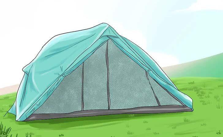 چادر کمپ
