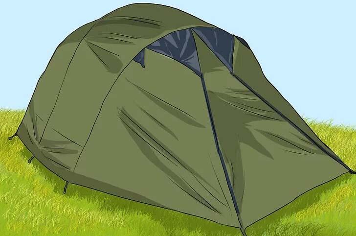 چادر ضدآب