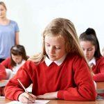 قبولی در امتحانات مدرسه