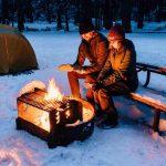 4 راهکار بی نظیر برای کمپ در زمستان