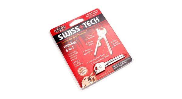 ابزار چندکاره SWISS TECH مدل Uliti Key