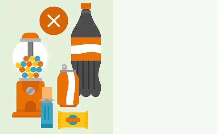 مصرف کم شکر