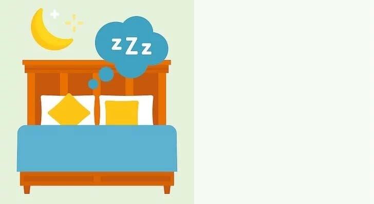 به اندازه بخوابید