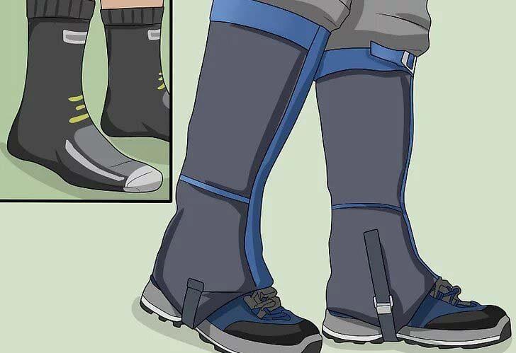 کفش زمستان