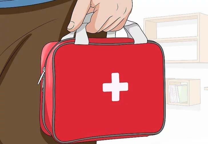 جعبه کمک های اولیه