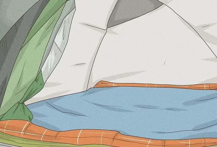 عایق بندی چادر