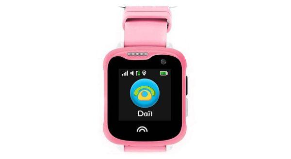 ساعت هوشمند ردیاب کودک مدل KT05
