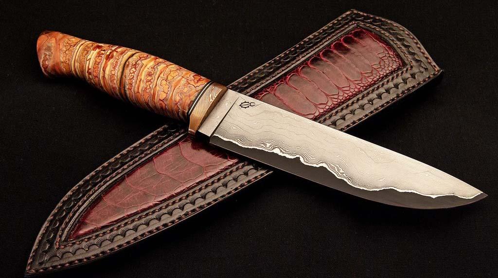 انواع چاقو های زنجان