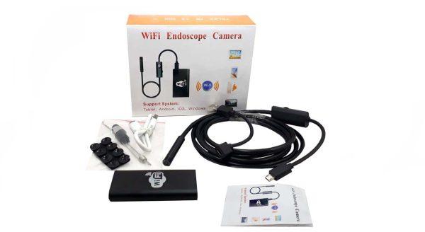 دوربین آندسکوپی WIFI مدل N97