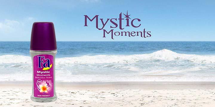 رول ضدتعریق زنانه فا مدل Mystic Moments