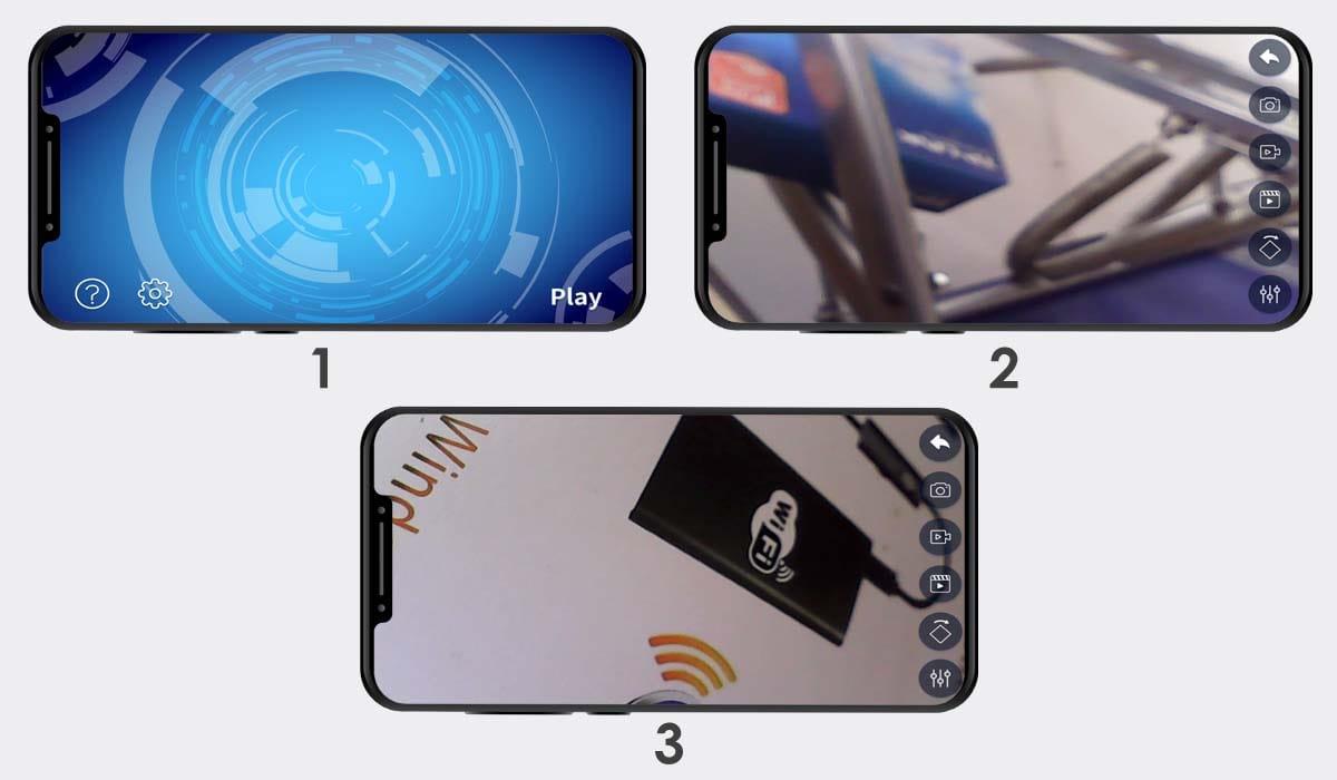 نحوه راه اندازی دوربین آندسکوپی WIFI مدل N97