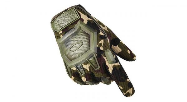 دستکش تاکتیکال اوکلی مدل Free Soldier