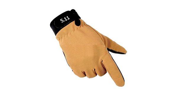 دستکش تاکتیکال تمام پنجه 5.11 مدل TS3