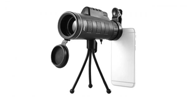 دوربین تک چشمی Bushnell مدل 60*40