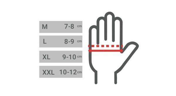 دستکش ورزشی Theyanchi مدل SG9