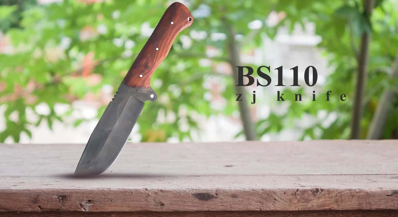 چاقو سفری زنجان مدل BS110