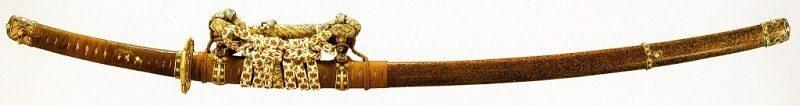 قدیمی ترین شمشیر های سامورایی