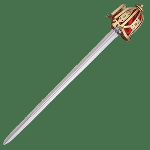 شمشیر بسکت هیلت