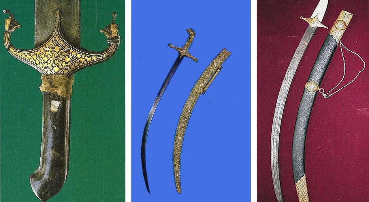 رازهای شمشیر نادرشاه افشار