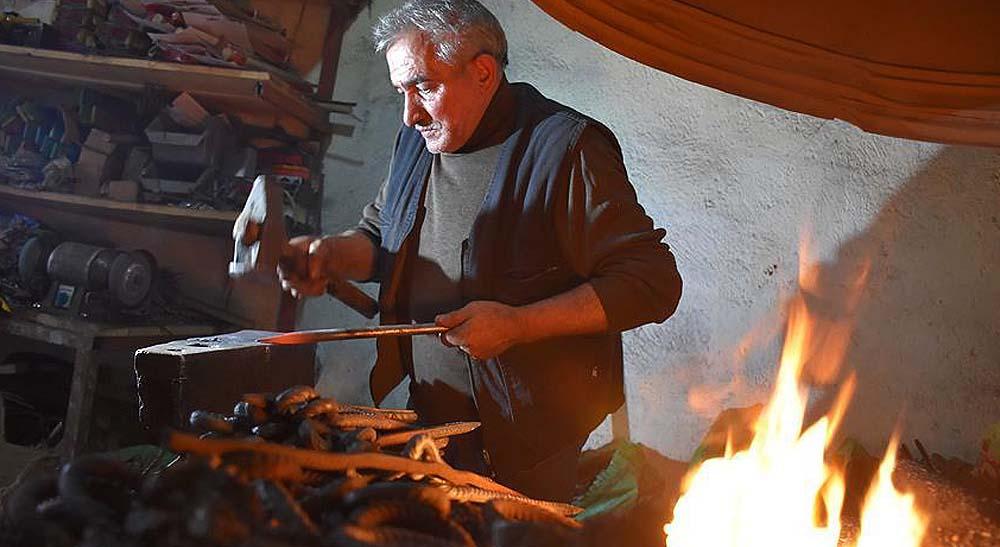 شمشیر سازی در ایران