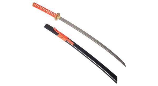 شمشیر سامورایی کاتانا مدل Dragon Lord