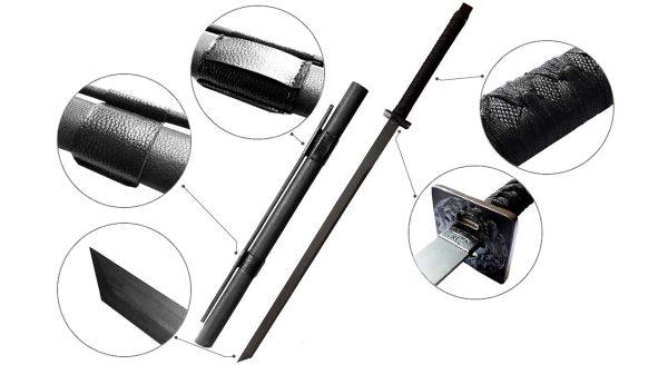 شمشیر نینجا Shadow مدل K70