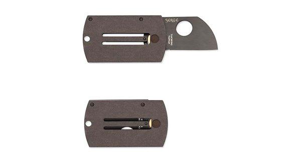 چاقو تاشو Spyder مدل S30V
